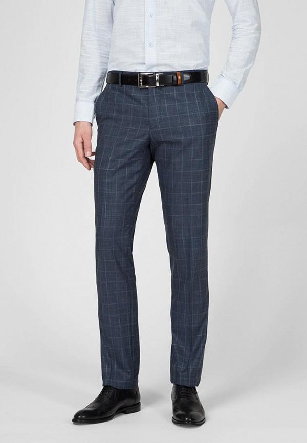 мужские классические брюки navi, серые