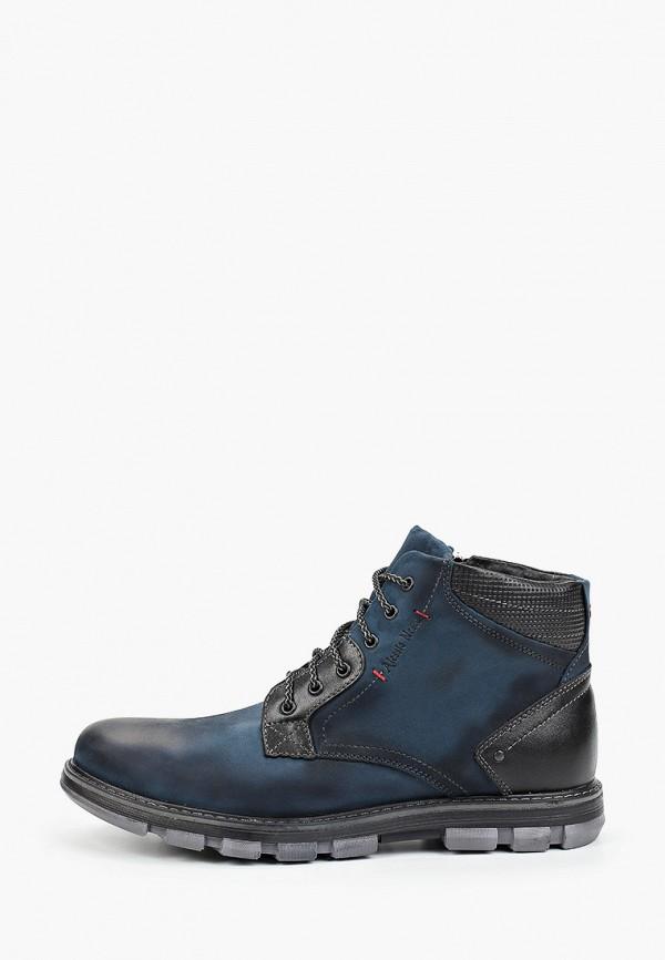 мужские ботинки alessio nesca, синие