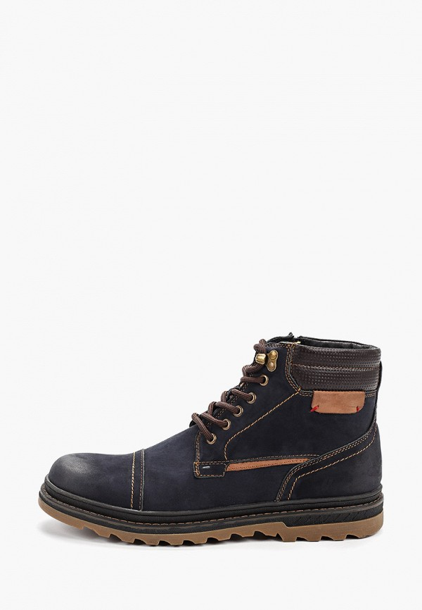 Ботинки Alessio Nesca Alessio Nesca MP002XM20OQ2 мокасины alessio nesca 00306050 39 темно синий 39 размер