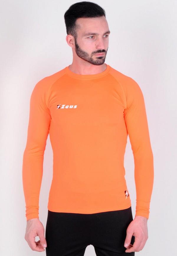 мужское термобелье zeus, оранжевое