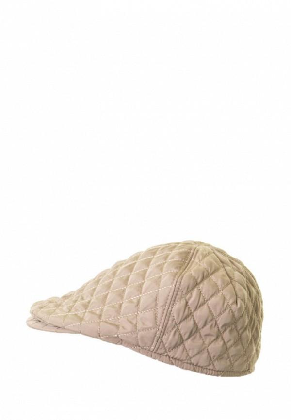 мужская кепка anna bask, бежевая