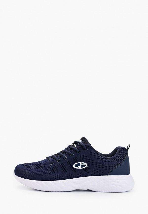 мужские низкие кроссовки g19 sport non stop, синие