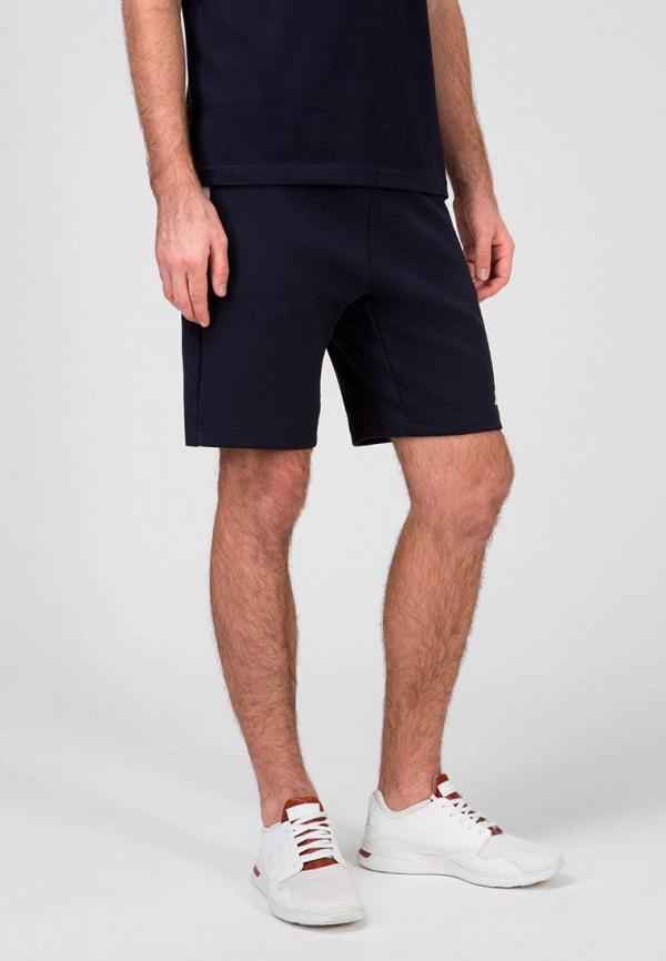 мужские спортивные шорты le coq sportif, синие