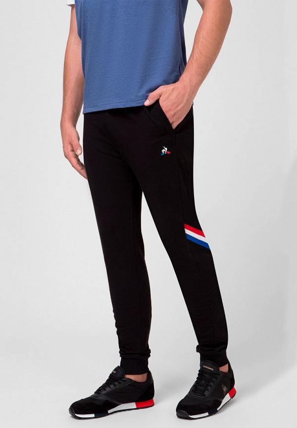 мужские спортивные брюки le coq sportif, черные