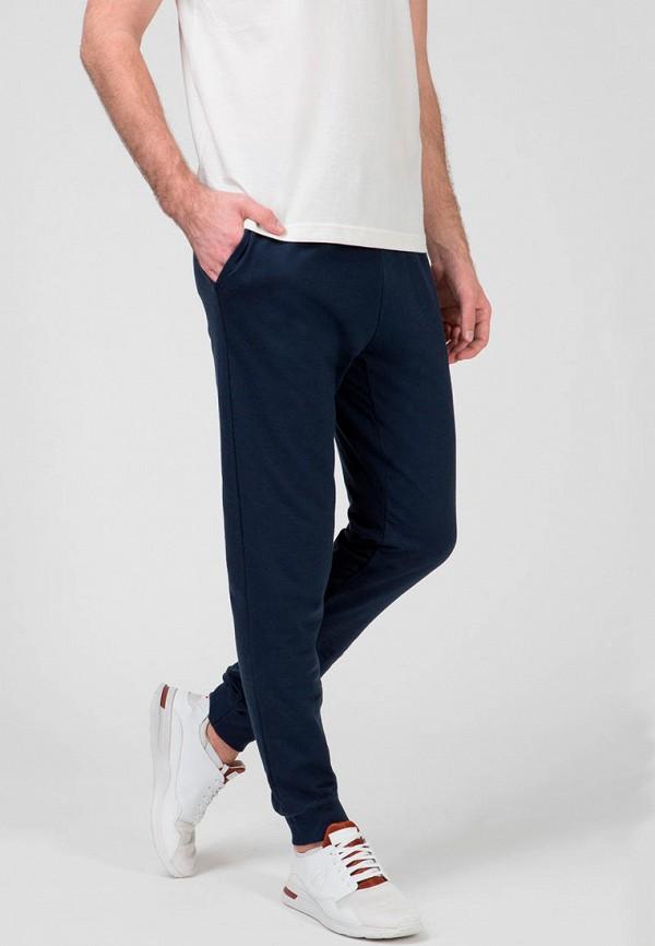 мужские спортивные брюки le coq sportif, синие