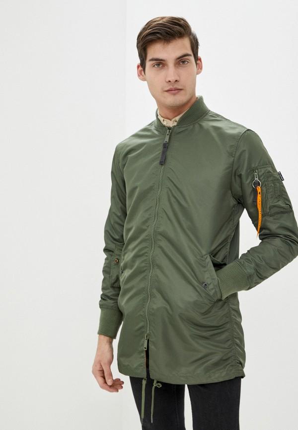 Куртка Apolloget Apolloget  зеленый фото