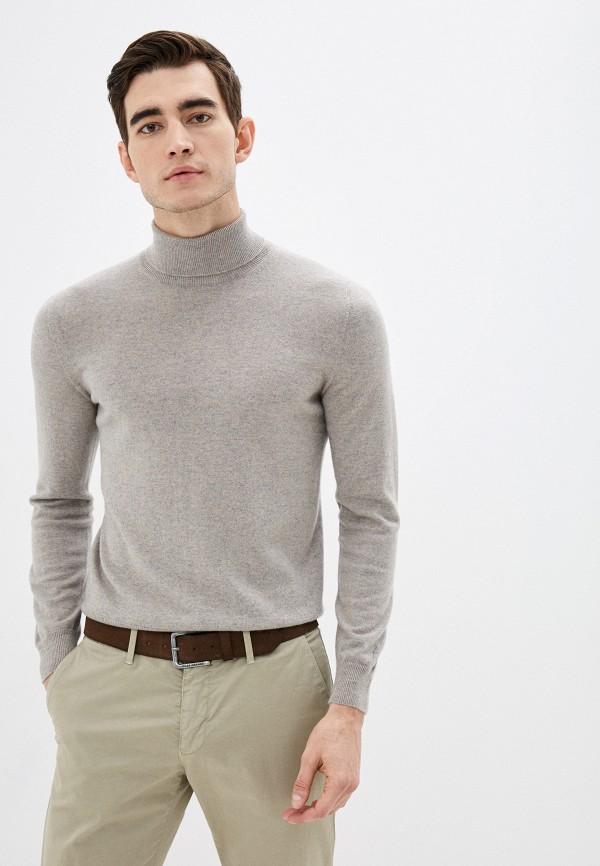 мужской свитер falconeri, серый