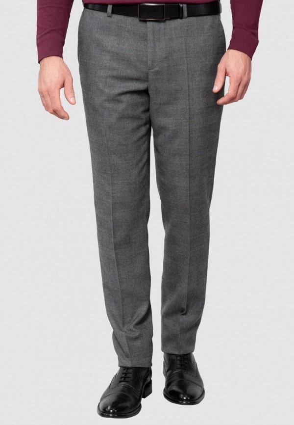 мужские классические брюки arber, серые