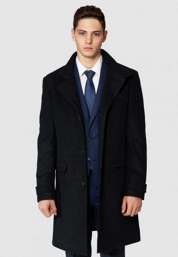 мужское пальто arber, синее