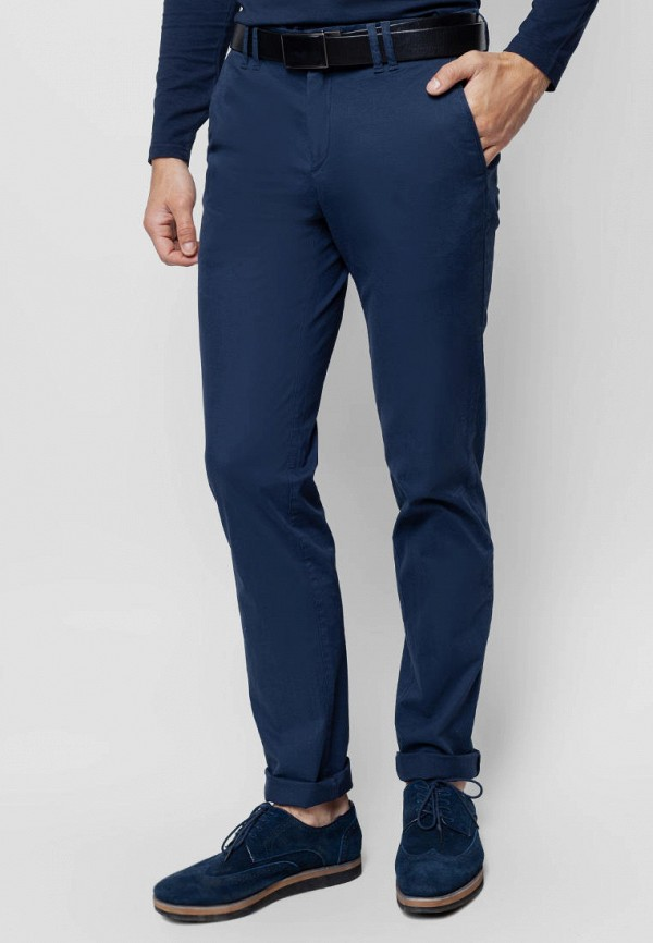 мужские классические брюки arber, синие