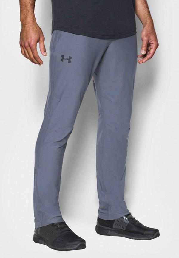 мужские спортивные брюки under armour, серые