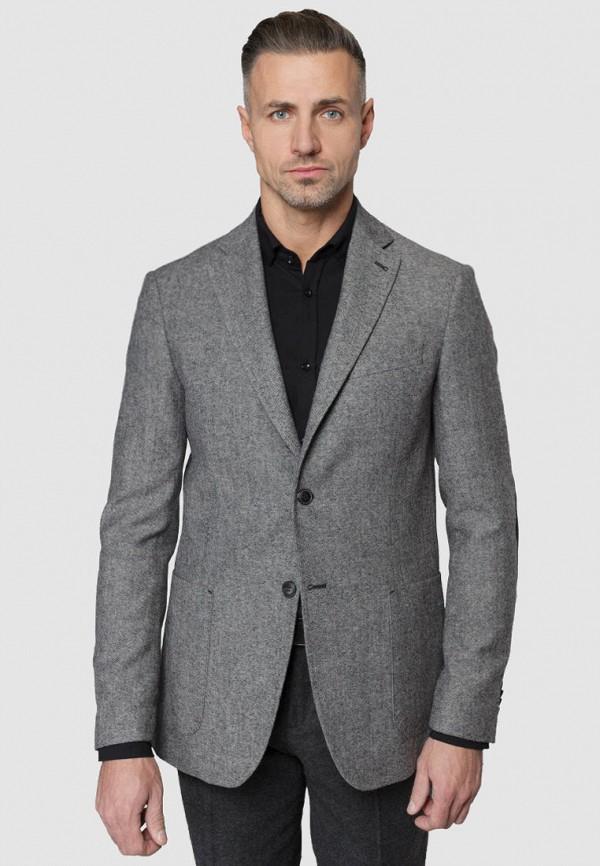 мужской пиджак gregory arber, серый