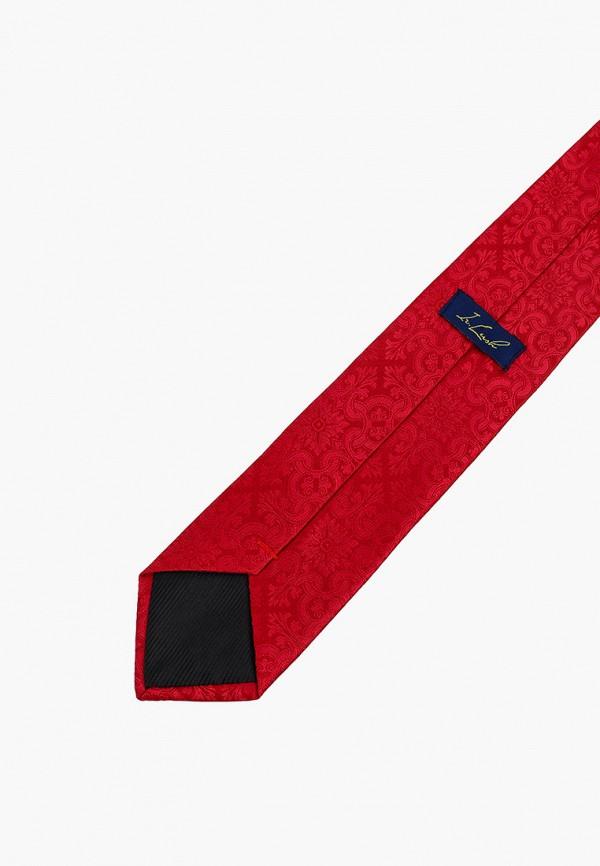 Фото 2 - Мужской галстук Ir.Lush красного цвета