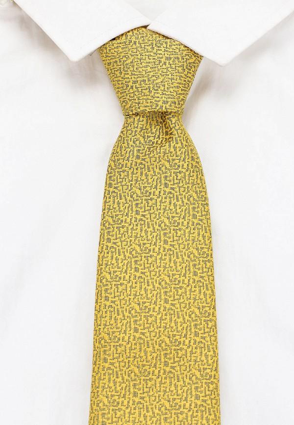 Фото 3 - Мужской галстук Ir.Lush желтого цвета
