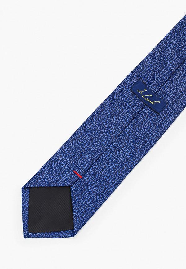 Фото 2 - Мужской галстук Ir.Lush синего цвета