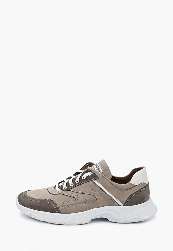 мужские низкие кроссовки shoiberg, серые