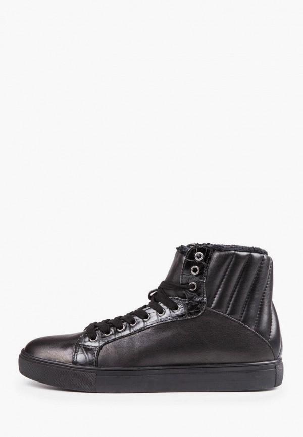 мужские ботинки baldi, черные