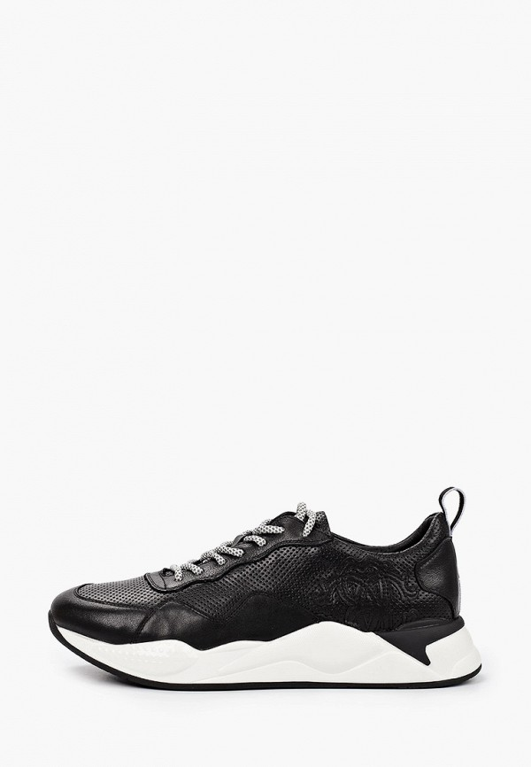 мужские низкие кроссовки dino ricci, черные