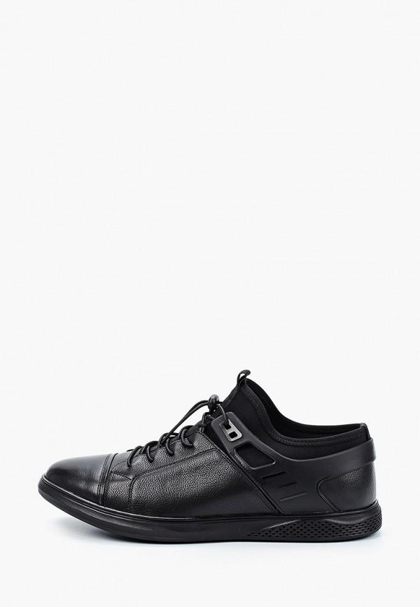 мужские кроссовки dino ricci select, черные