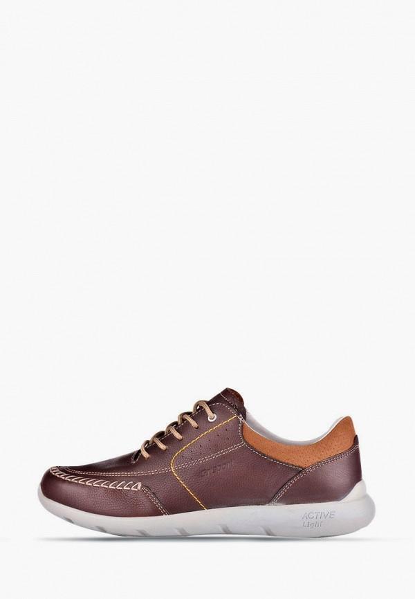 мужские ботинки grisport, коричневые