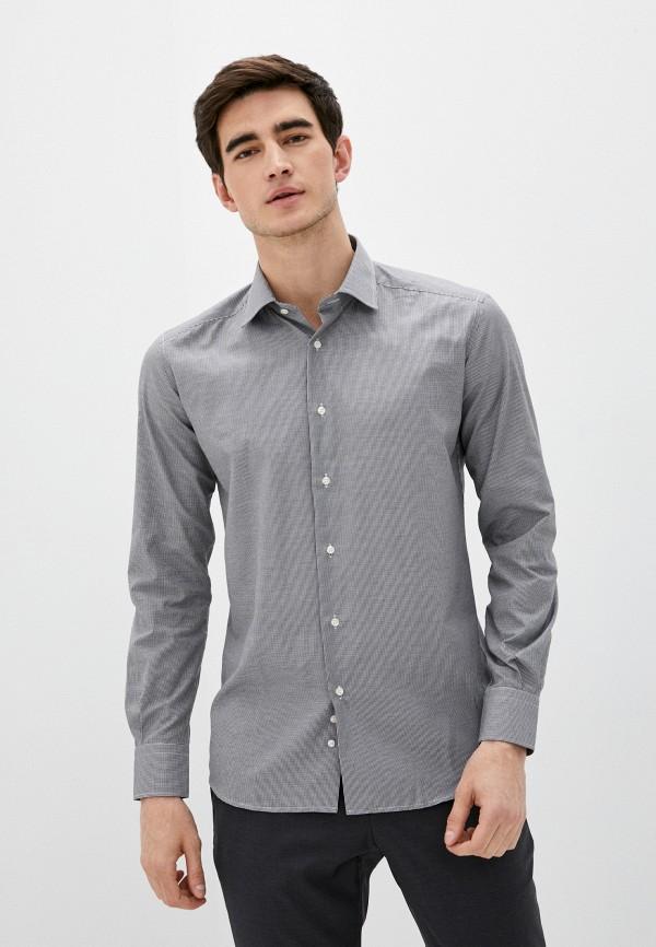 Рубашка Bazioni цвет серый  Фото 4
