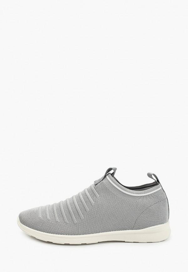 мужские низкие кроссовки zenden active, серые