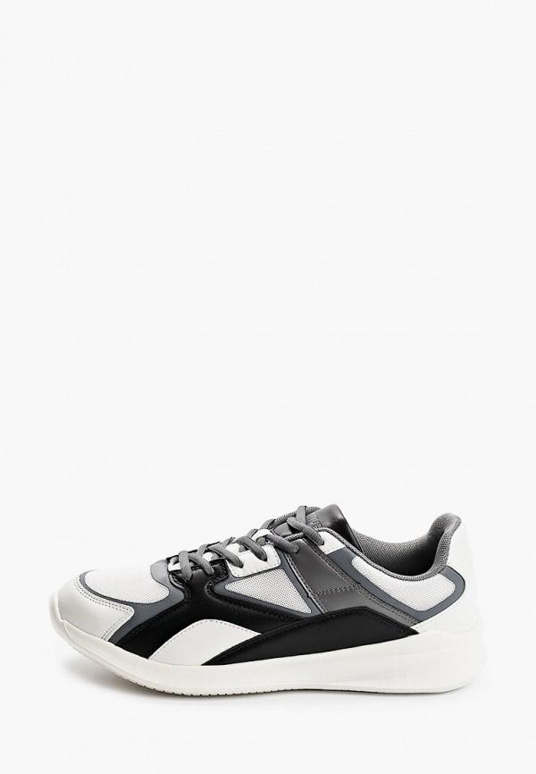 мужские низкие кроссовки zenden active, белые