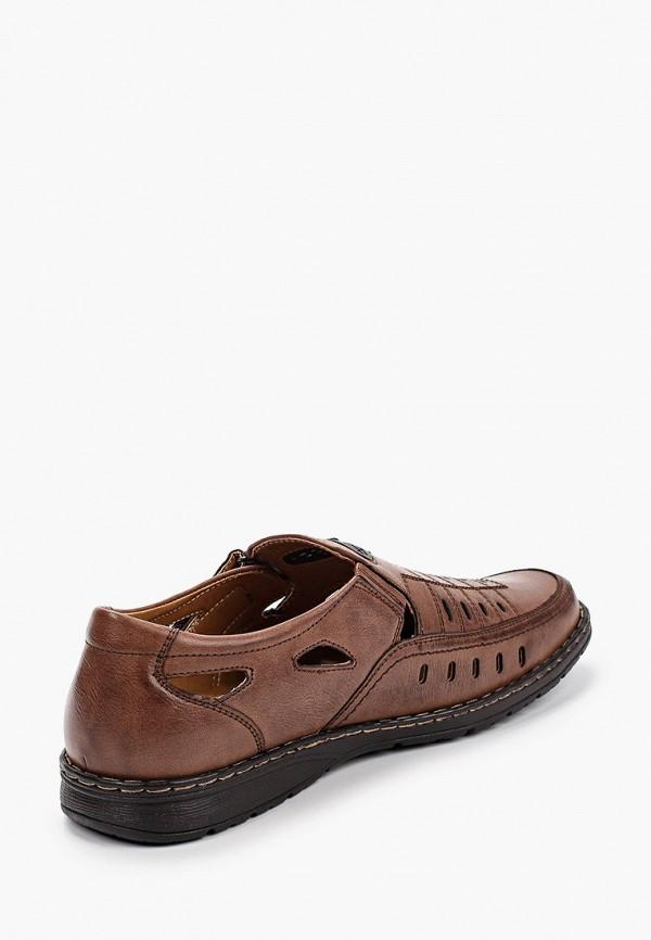 Туфли Instreet цвет коричневый  Фото 3