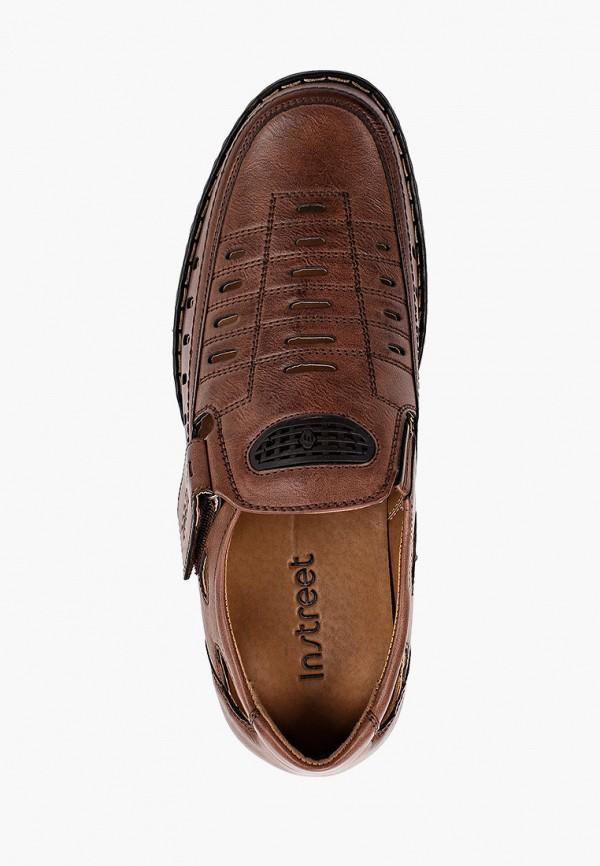 Туфли Instreet цвет коричневый  Фото 4