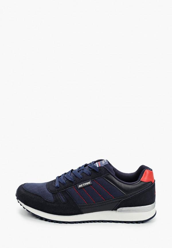 мужские низкие кроссовки zenden active, синие