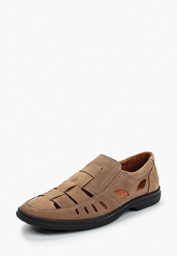 Туфли Quattrocomforto цвет бежевый  Фото 2