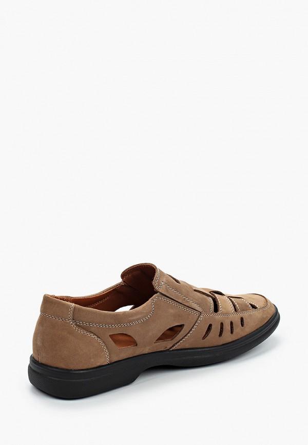 Туфли Quattrocomforto цвет бежевый  Фото 3