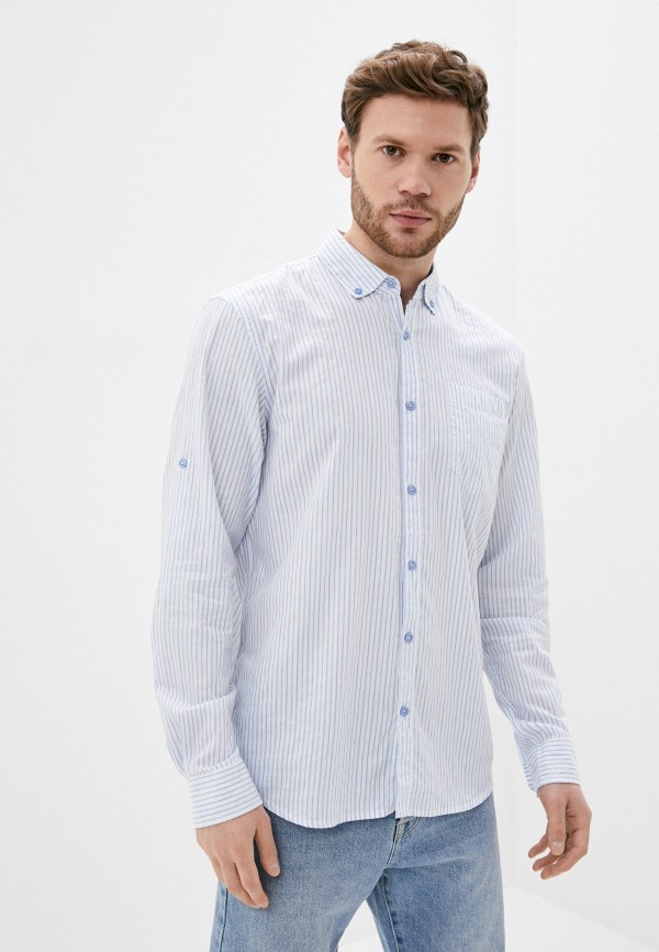 Рубашка Al Franco цвет белый