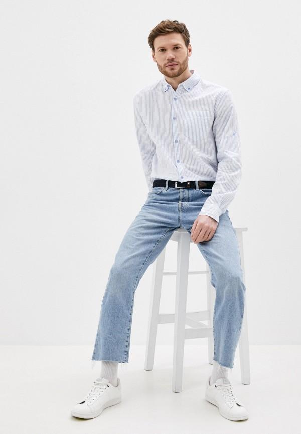 Рубашка Al Franco цвет белый  Фото 2