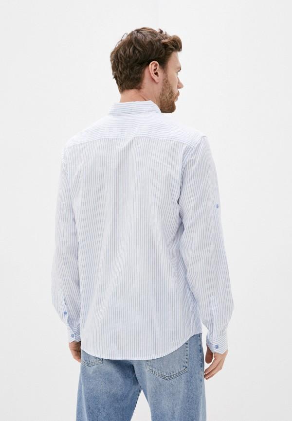 Рубашка Al Franco цвет белый  Фото 3