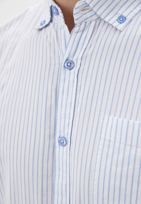 Рубашка Al Franco цвет белый  Фото 4