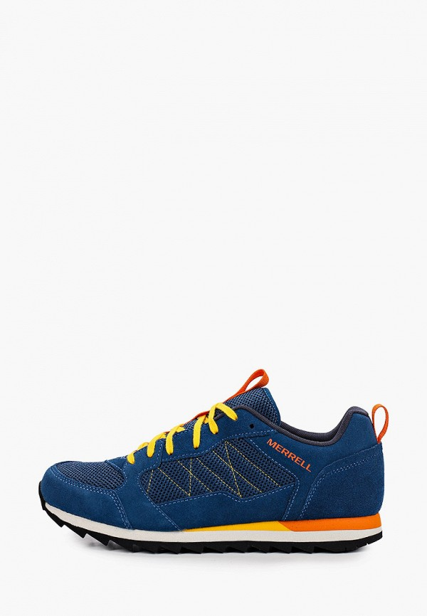 мужские низкие кроссовки merrell, синие