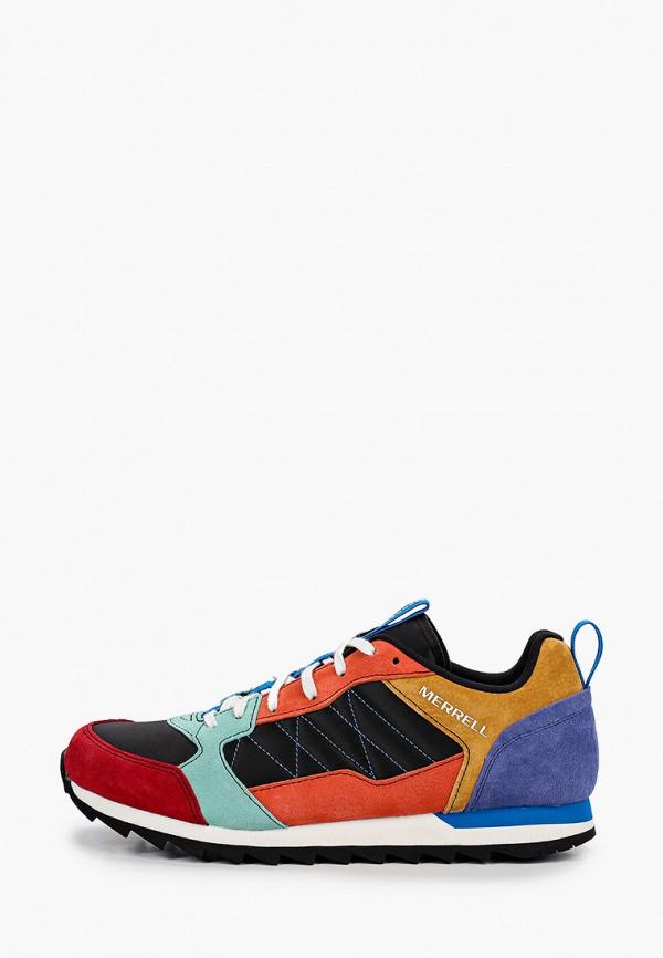 мужские низкие кроссовки merrell, разноцветные