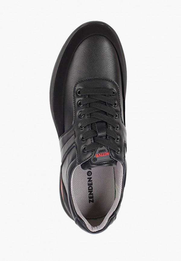 Кроссовки Zenden Active цвет черный  Фото 4