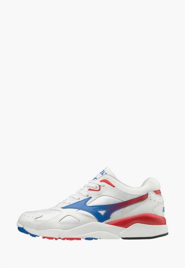 мужские кроссовки mizuno, белые