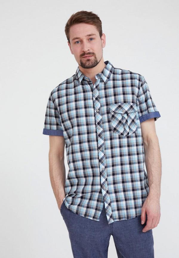 Рубашка Finn Flare разноцветного цвета