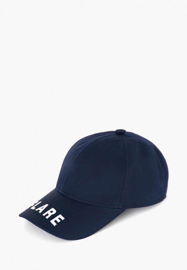 мужская бейсболка finn flare, синяя