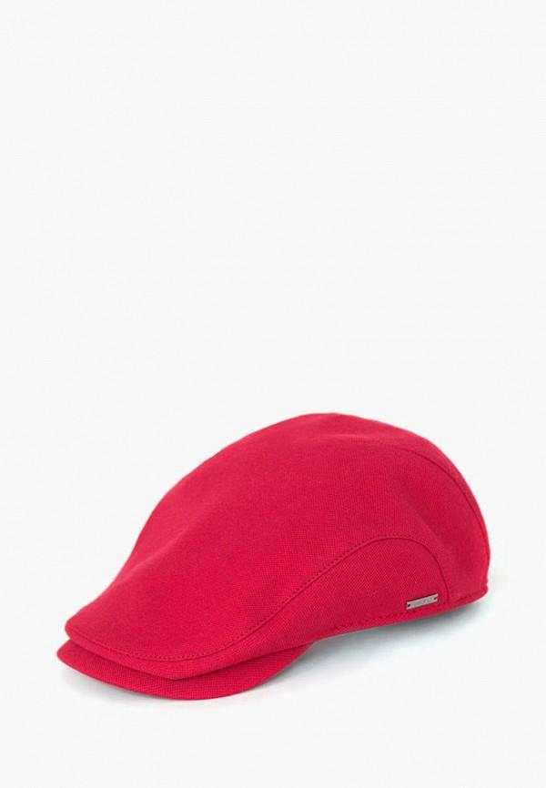 мужская кепка finn flare, красная