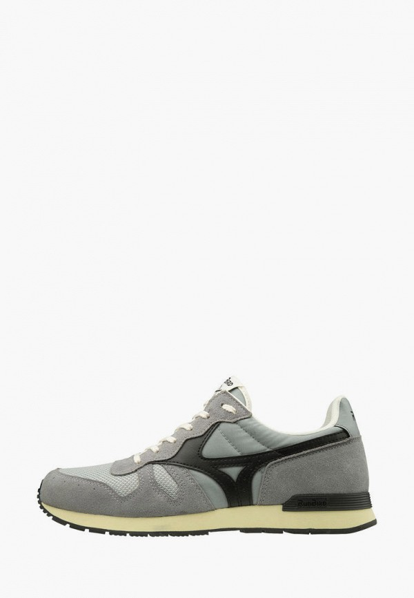 мужские кроссовки mizuno, серые