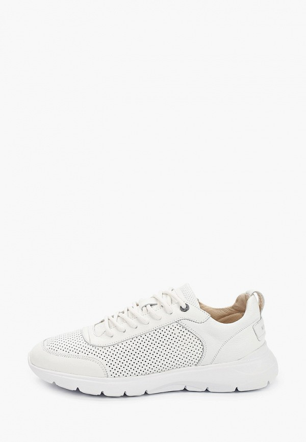 мужские низкие кроссовки dino ricci select, белые