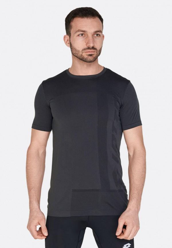 мужская футболка lotto, серая