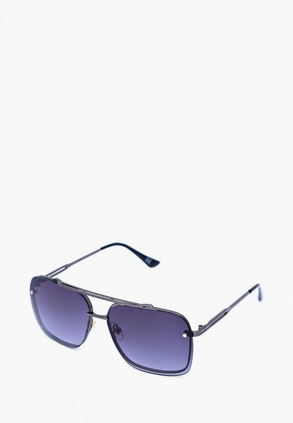 мужские солнцезащитные очки luckylook, серые