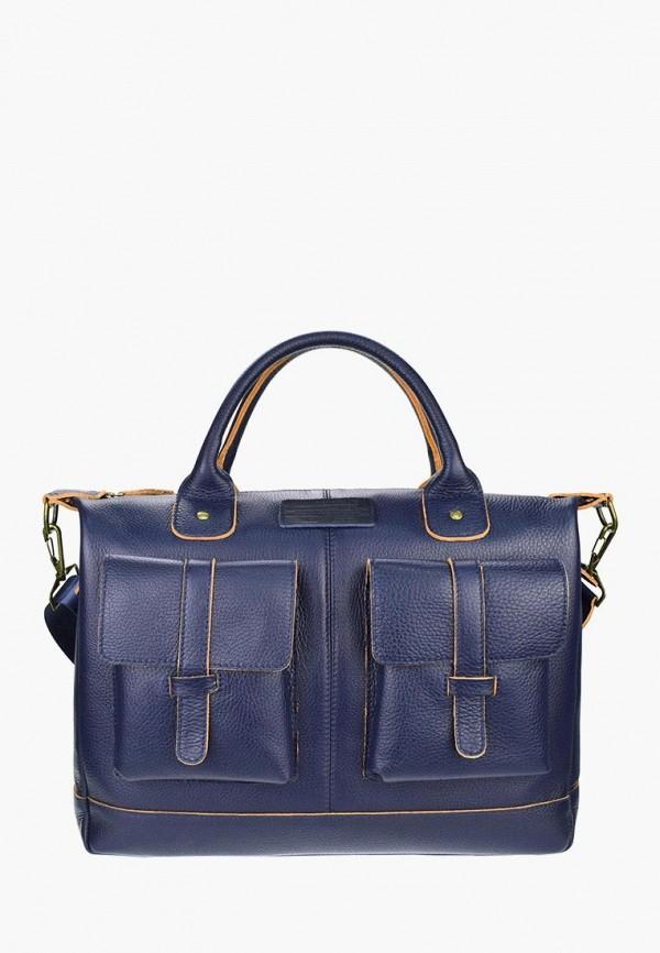 мужская сумка с ручками bb1, синяя