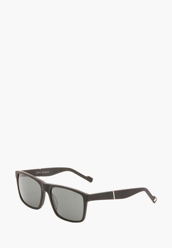 мужские солнцезащитные очки enni marco, серые