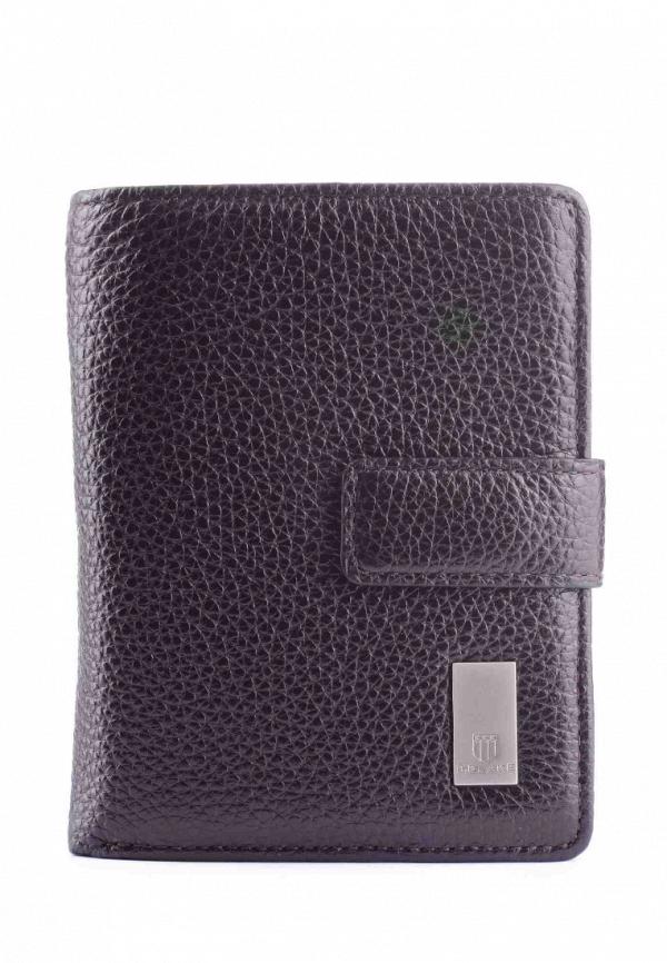 мужской кошелёк r.blake collection for men, коричневый